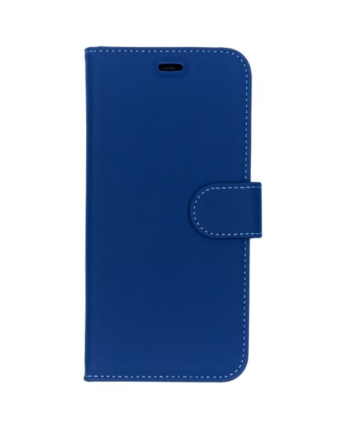 Wallet Softcase Booktype Samsung Galaxy J6 - Blauw / Blue