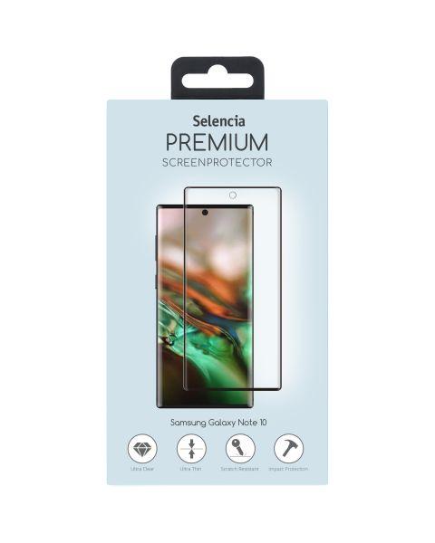 Gehard Glas Premium Screenprotector Samsung Galaxy Note 10 - Screenprotector