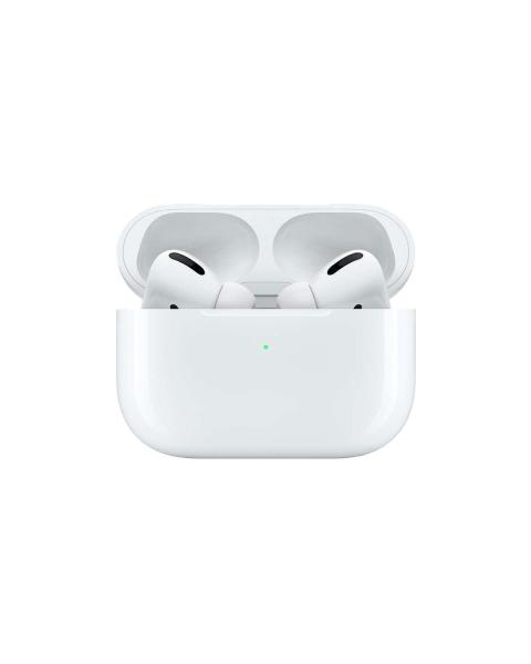 Refurbished Apple AirPods Pro | Draadloze oplaadcase | 24 maanden garantie