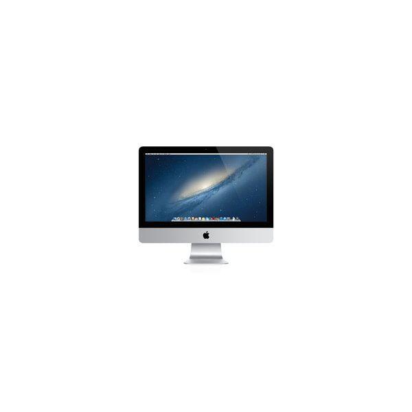 iMac 21-inch Core i3 3.3 GHz 500 GB HDD 8 GB RAM Zilver (Early 2013 (Edu))