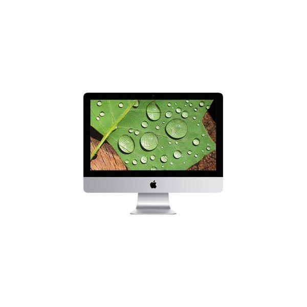 iMac 21-inch Core i7 3.3 GHz 256 GB SSD 8 GB RAM Zilver (4K, Late 2015)