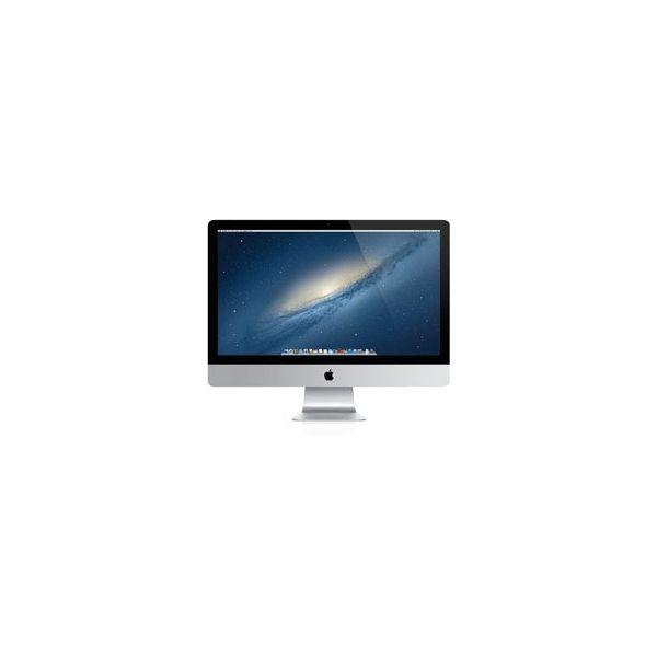 iMac 27-inch Core i7 3.5 GHz 256 GB SSD 8 GB RAM Zilver (Late 2013)