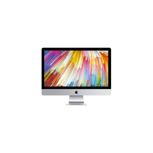 iMac 27-inch Core i7 4.2 GHz 2 TB SSD 64 GB RAM Zilver (5K, Mid 2017)