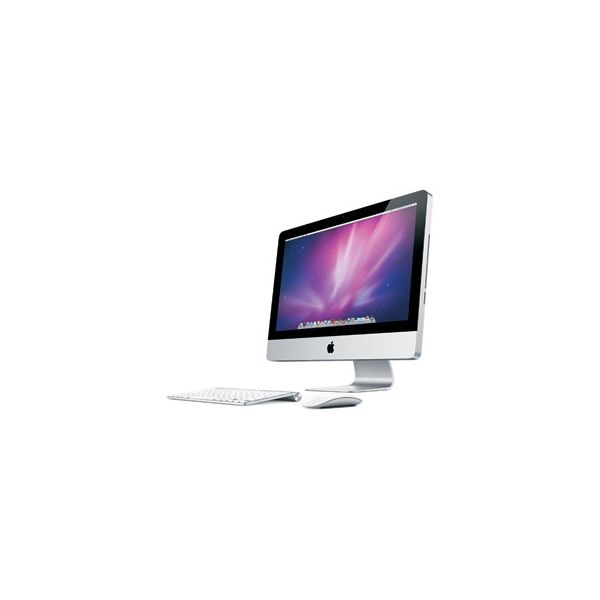 iMac 21-inch Core i3 3.1 GHz 250 GB HDD 2 GB RAM Zilver (Late 2011 (Edu))