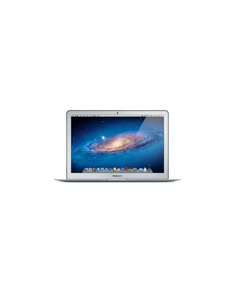 MacBook Air 13-inch Core i5 1.8 GHz 256 GB SSD 8 GB RAM Zilver (Mid 2012)