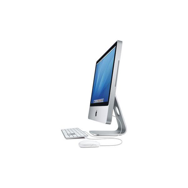 iMac 20-inch Core 2 Duo 2.4 GHz 320 GB HDD 1 GB RAM Zilver (Mid 2007)