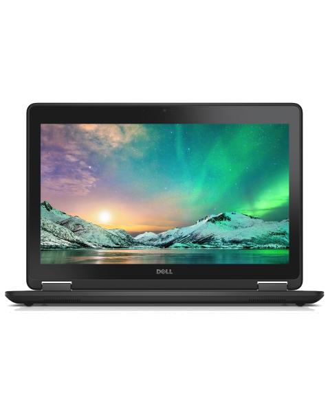 Dell Latitude E7250 | 12.5 inch HD | 5e generatie i5 | 128GB SSD | 8GB RAM | QWERTY/AZERTY/QWERTZ