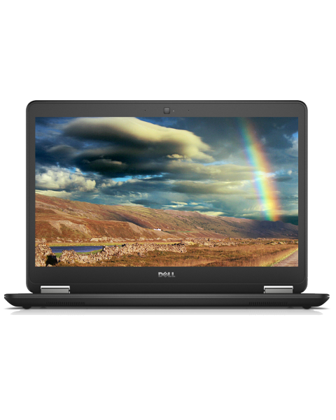 Dell Latitude E7450 | 14 inch HD | 5e generatie i7 | 256GB SSD | 8GB RAM | QWERTY/AZERTY/QWERTZ