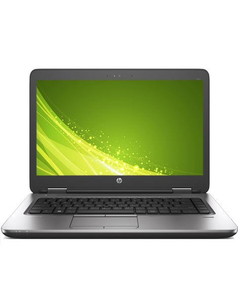 HP ProBook 640 G2 | 14 inch HD | 6e generatie i5 | 256GB SSD | 8GB RAM | QWERTY/AZERTY/QWERTZ
