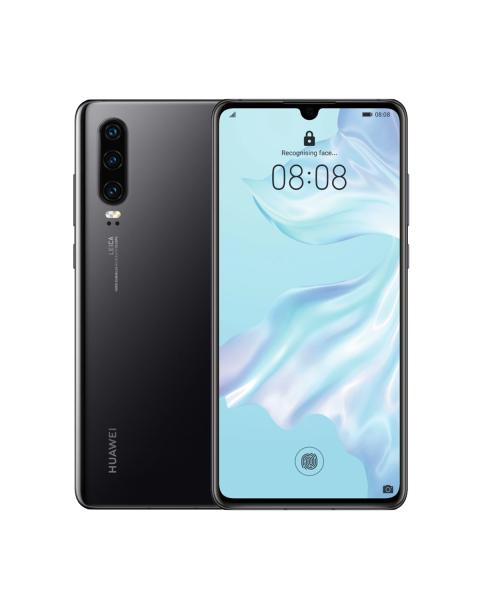 Huawei P30 | 128GB | Zwart