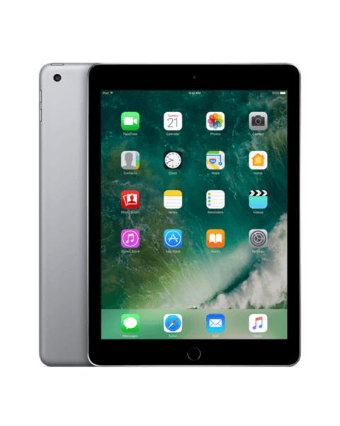 Refurbished iPad 2017 32GB WiFi zwart/space grijs