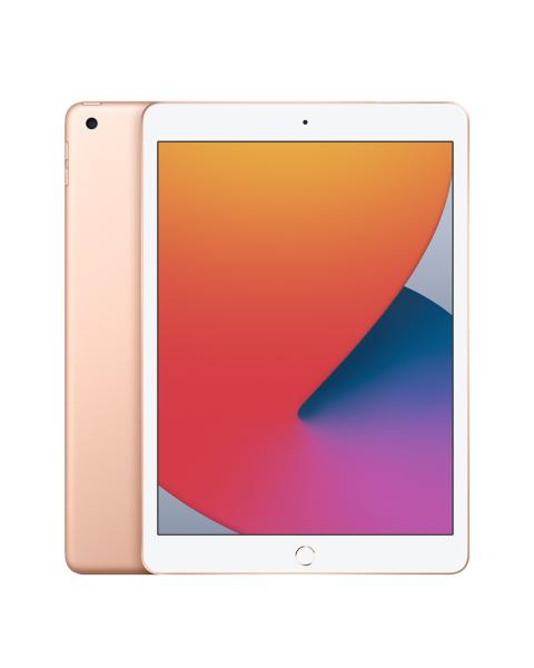 Refurbished iPad 2020 32GB WiFi Goud