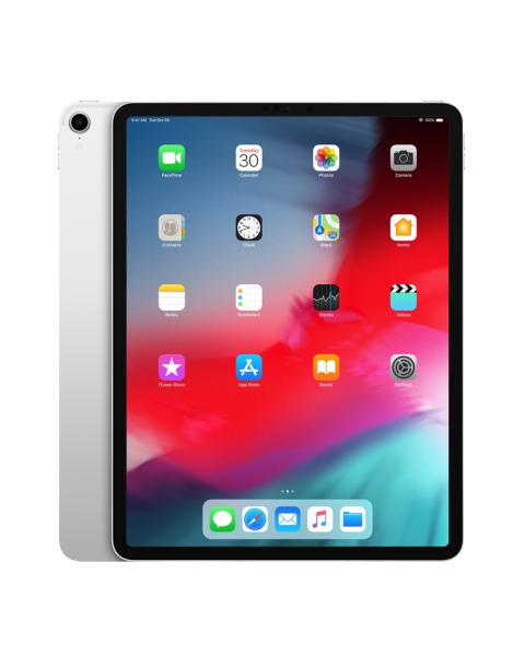 Refurbished iPad Pro 12.9 256GB WiFi zilver (2018)