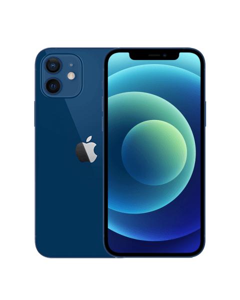 Refurbished iPhone 12 64GB blauw