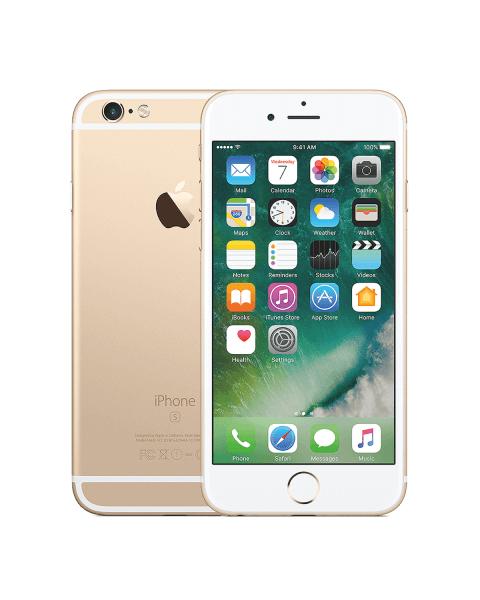 Refurbished iPhone 6S Plus 64GB goud