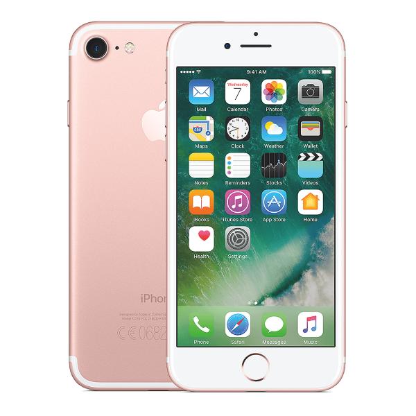 Refurbished iPhone 7 256GB goud