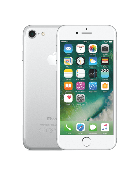 Refurbished iPhone 7 32GB zilver