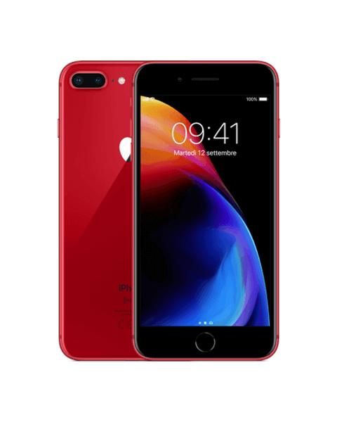 Refurbished iPhone 8 plus 64GB red