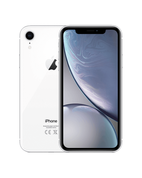 Refurbished iPhone XR 64GB wit