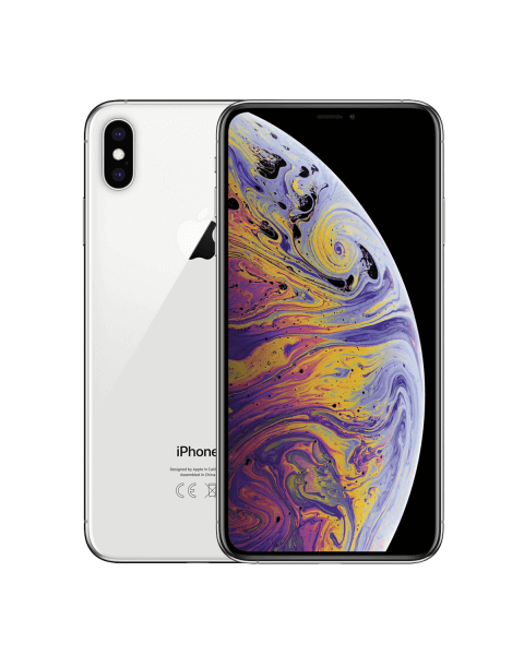 Refurbished iPhone XS Max 64GB silver
