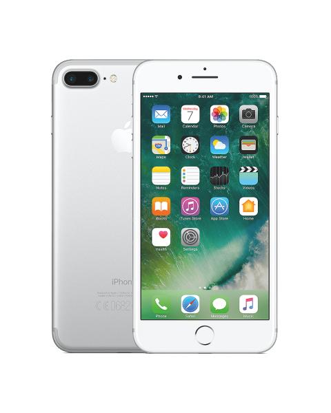 Refurbished iPhone 7 plus 32GB zilver