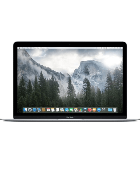 Macbook 12-inch Core M 1.1 GHz 256 GB SSD 8 GB RAM Spacegrijs (Early 2015)