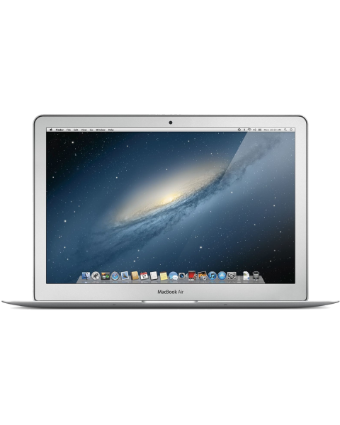 MacBook Air 13-inch Core i5 1.6 GHz 256 GB SSD 8 GB RAM Zilver (Early 2015)