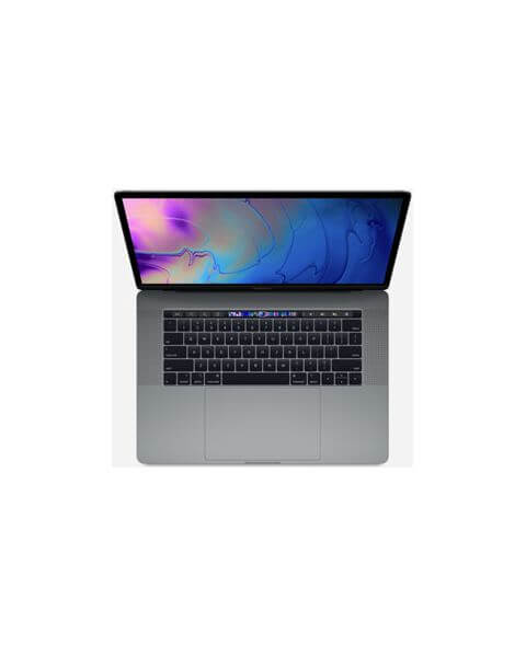 MacBook Pro 15-inch Core i9 2.9 GHz 1 TB SSD 32 GB RAM Spacegrijs (Mid 2018)