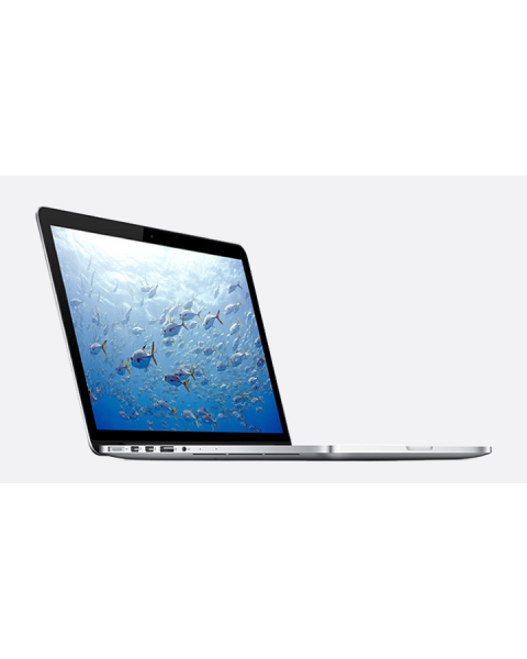 MacBook Pro 13-inch Core i5 2.6 GHz 256 GB SSD 8 GB RAM Zilver (Mid 2014)