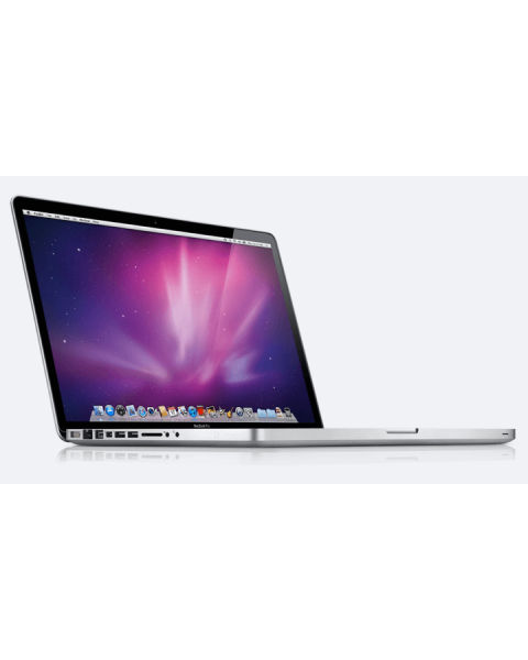 MacBook Pro 15-inch Core i7 2.8 GHz 1 TB SSD 16 GB RAM Zilver (Mid 2015)