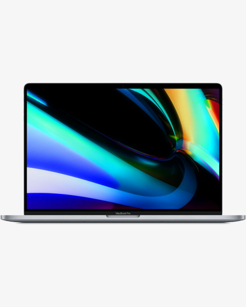 Macbook Pro 16-inch Touch Bar Core i7 2.6 GHz 512 GB SSD 16 GB RAM Spacegrijs QWERTY (2019)