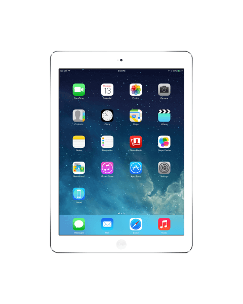 Refurbished iPad Air 1 128GB WiFi zilver