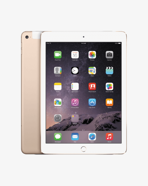 Refurbished iPad Air 2 64GB WiFi goud
