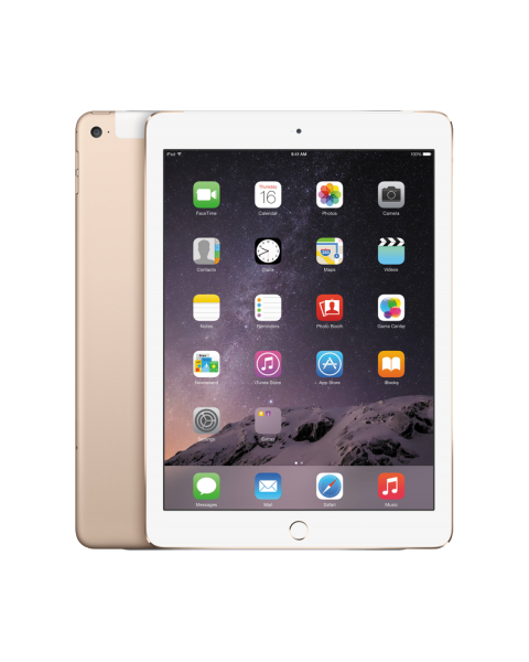 Refurbished iPad Air 2 64GB WiFi + 4G goud