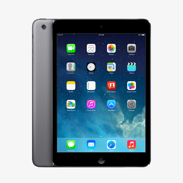 Refurbished iPad Mini 2 32GB zwart/space grijs