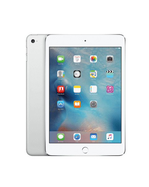 Refurbished iPad mini 4 16GB WiFi zilver