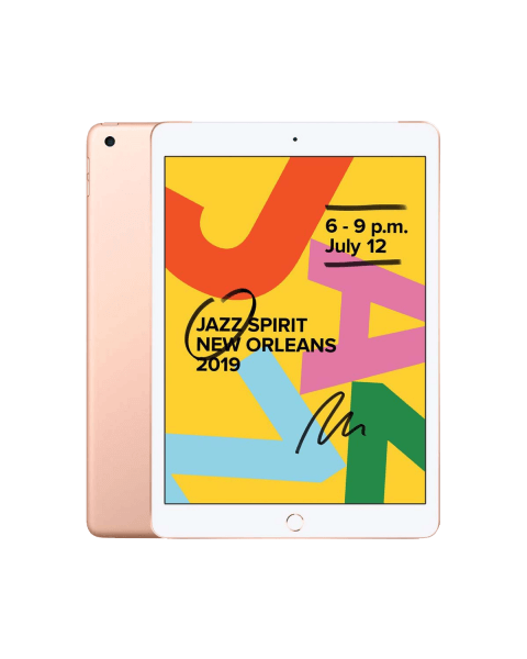 Refurbished iPad mini (2019) 64GB WiFi goud