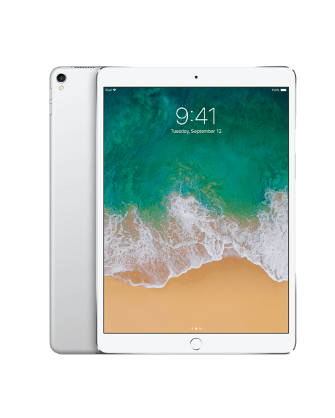 Refurbished iPad Pro 12.9 64GB WiFi zilver (2017)