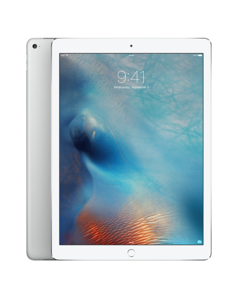 Refurbished iPad Pro 12.9 128GB WiFi + 4G zilver