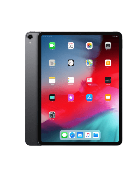 Refurbished iPad Pro 12.9 256GB WiFi spacegrijs (2018)