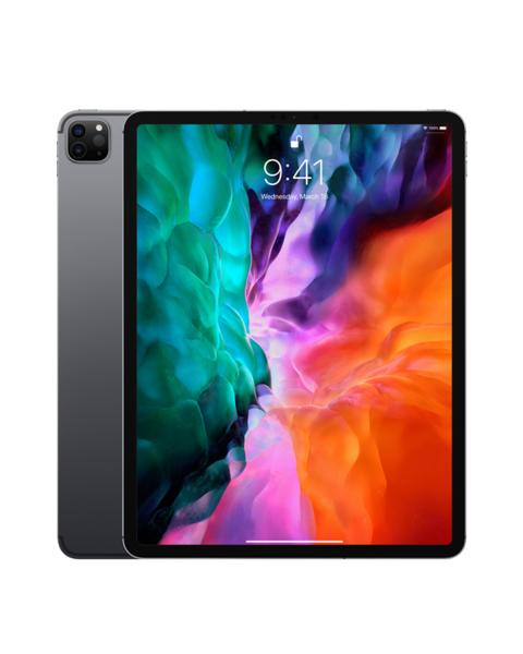 Refurbished iPad Pro 12.9-inch 128GB WiFi spacegrijs (2020)