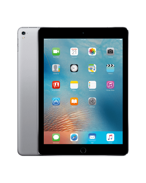 Refurbished iPad Pro 9.7 32GB WiFi + 4G zwart/space grijs