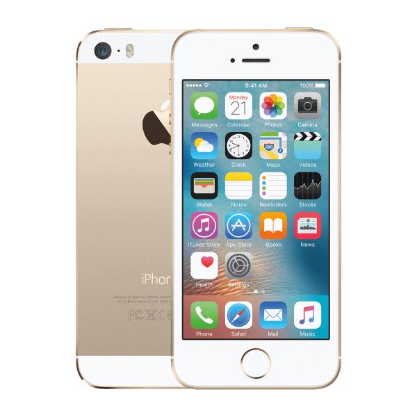 Refurbished iPhone 5S 16GB goud