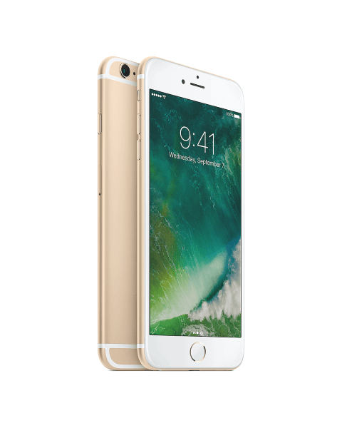 Refurbished iPhone 6S Plus 128GB goud