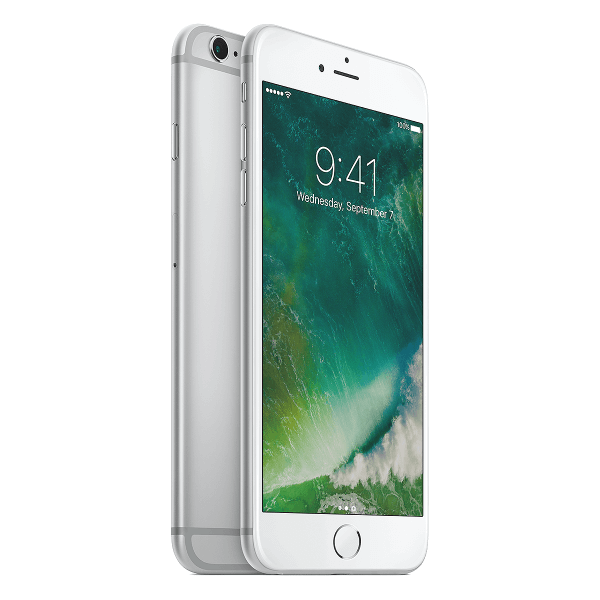 Refurbished iPhone 6S Plus 16GB zilver