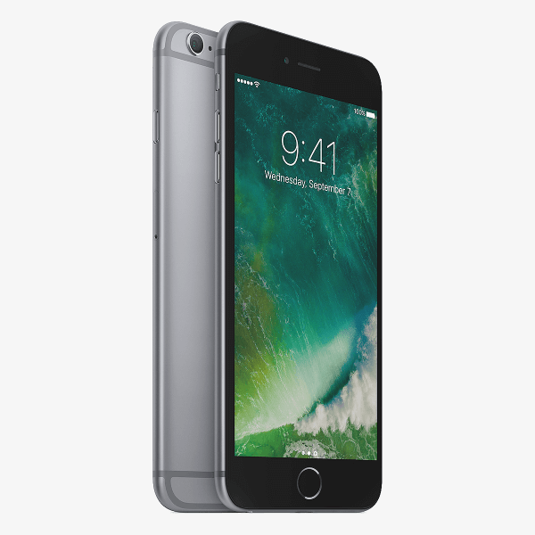 iPhone 6 Plus 16GB zwart/space grijs