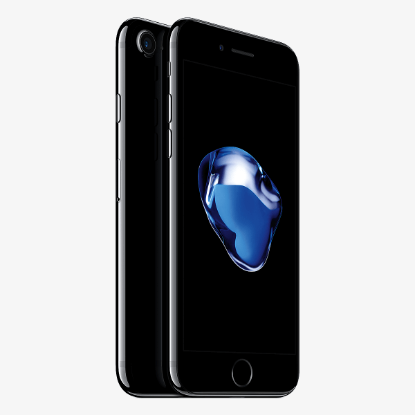 Refurbished iPhone 7 128GB gitzwart