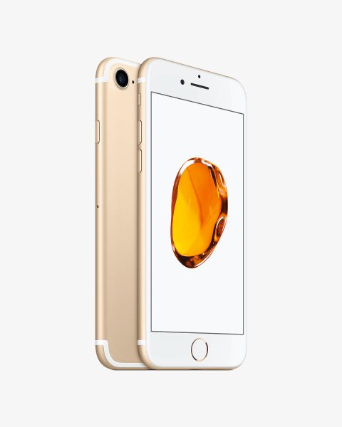 Refurbished iPhone 7 128GB goud