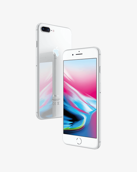 Refurbished iPhone 8 plus 256GB silver