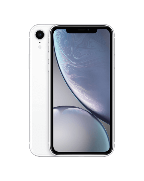 Refurbished iPhone XR 128GB wit